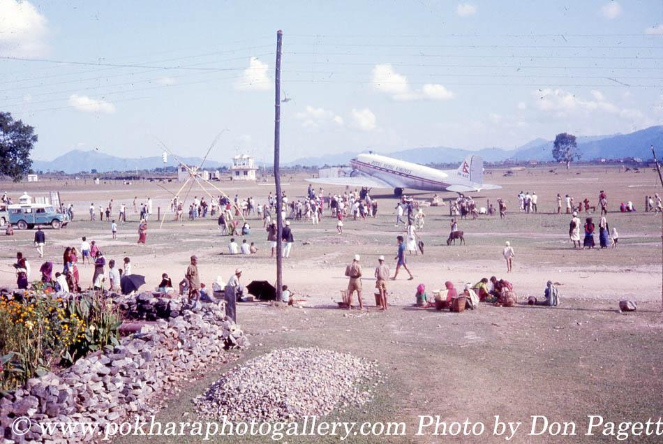 Pokhara Airport 1969