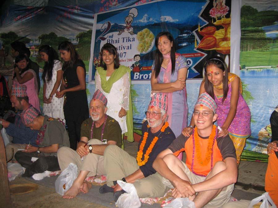 Festival in POkhara