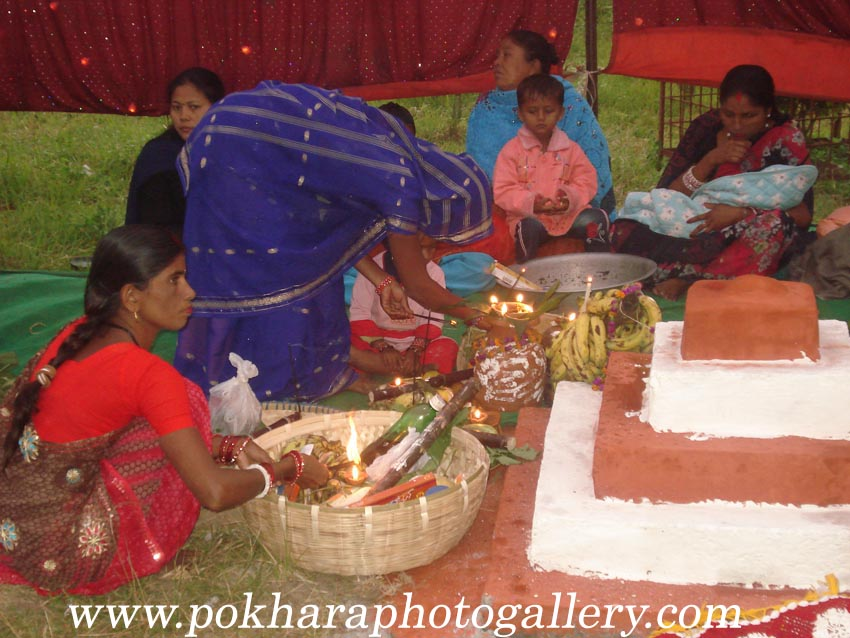 Chat Puja