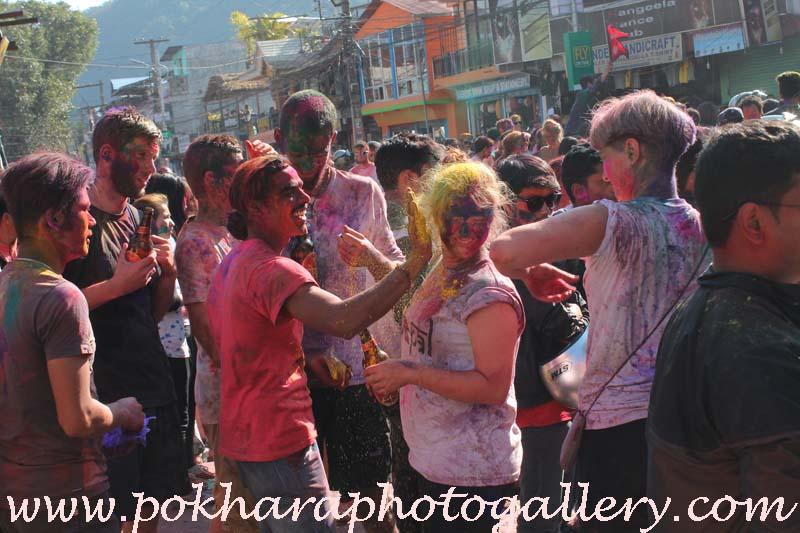 Holy Festival Pokhara