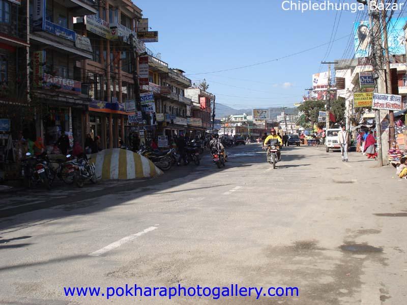 Chipledunga Main Bazar Pokhara