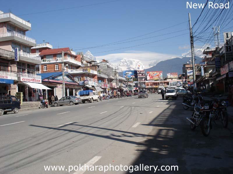 New Road Pokhara