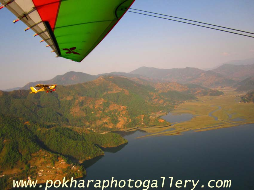 Mountain Flight Pokhara
