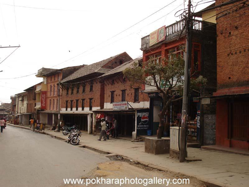 Old Bazar Pokhara