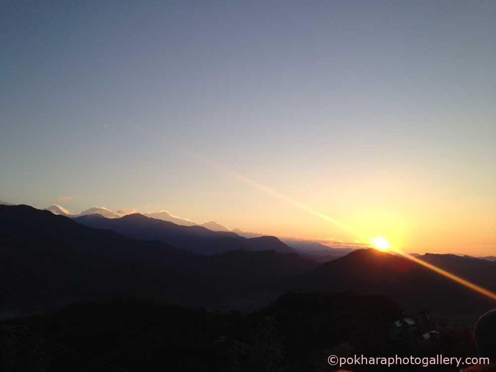 Sunrise Sarangkot