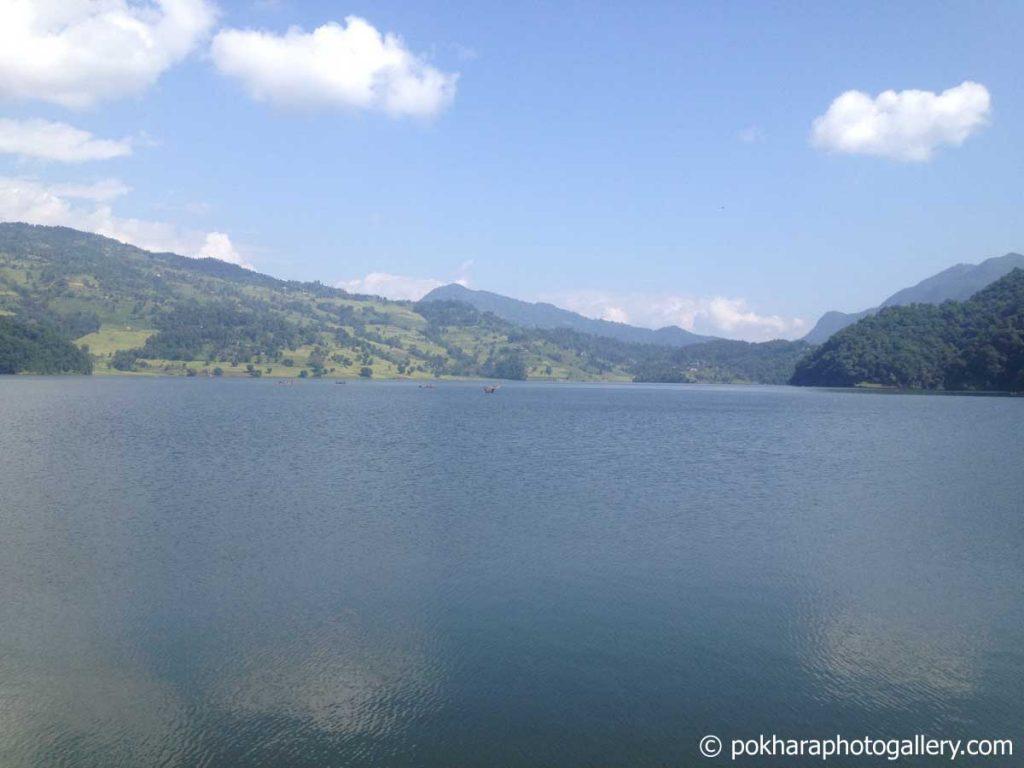 Begnas Lake - Pokhara