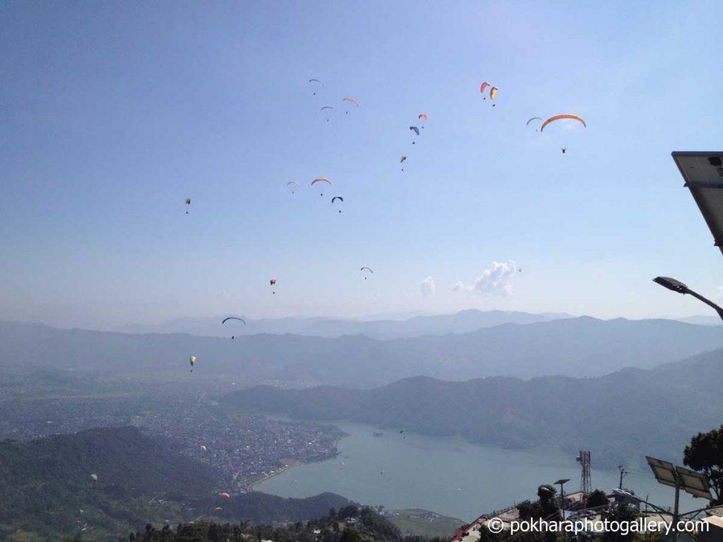 paragliding pokhara 1