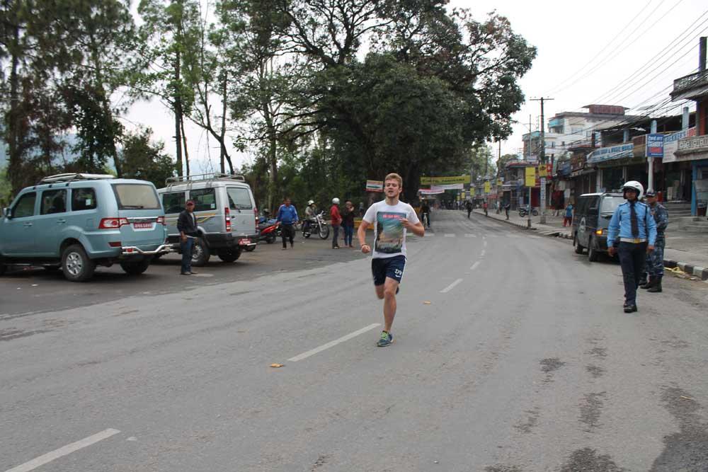 Tourist Race - Pokhara