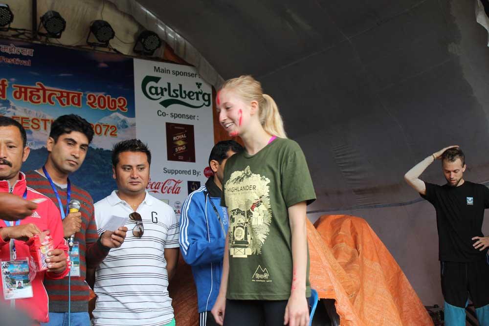 Tourist Race - Pokhara Nepal
